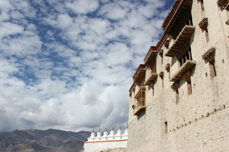 The Leh Palace, Leh, Ladakh, India
