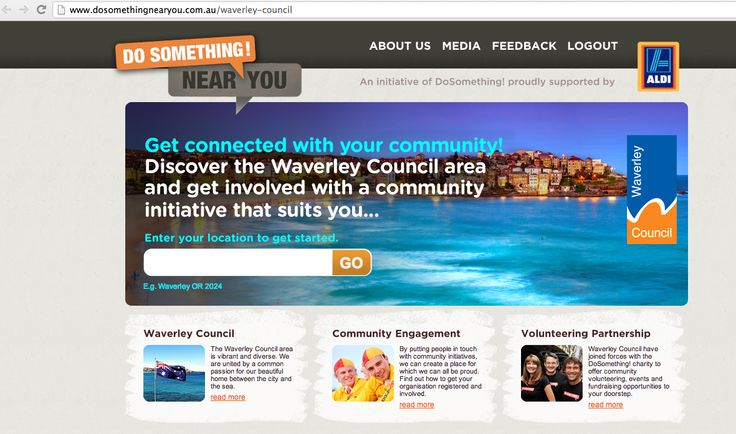 How can you get involved with the Waverley Council?