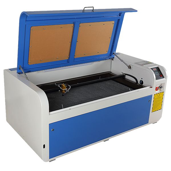 ChinaCNCzone SL-1040 100W CO2 Desktop Laser Engraving Machine 1. Adjustable Speed and Power, Smooth and Precise Engraving and Cutting2. USB Interface3...