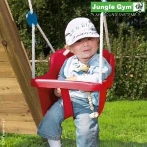 Jungle Gym Baby Swing - perfect for a new addition