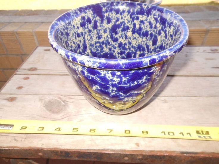 "Bennington Pottery Mixing Bowl 7"" x 5 1/2"" Rare and Pristine!"