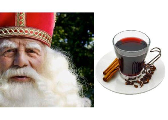 Bisschopswijn Sinterklaas