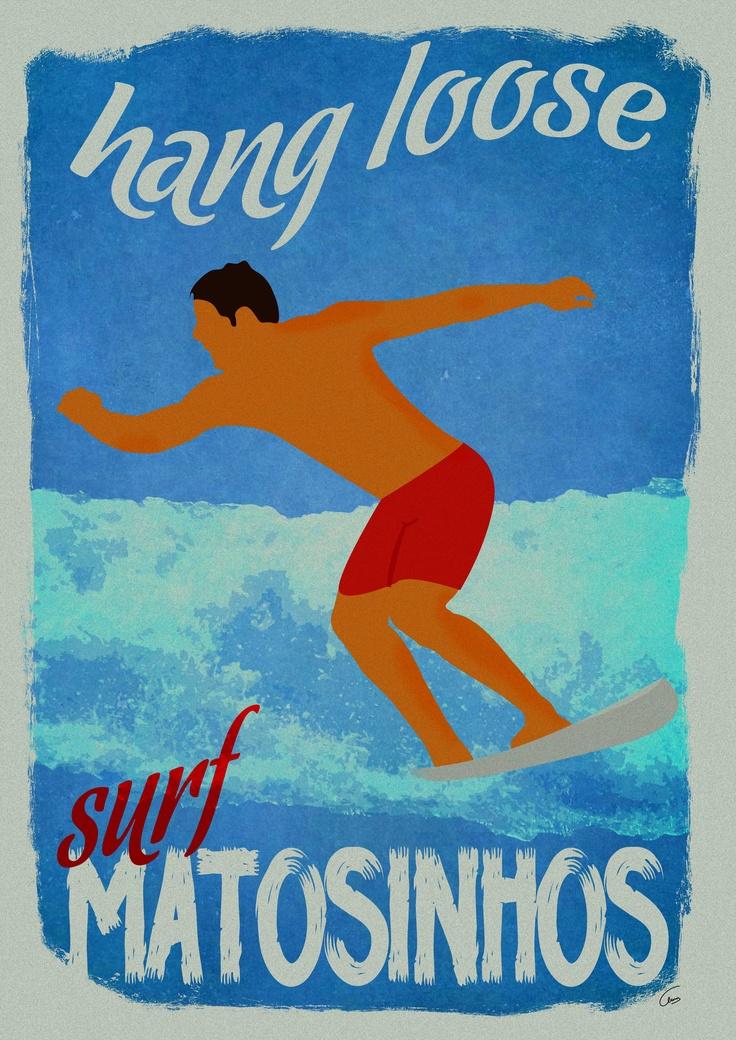 surf em Matosinhos