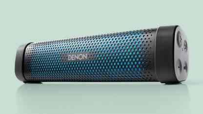 14 Best Portable Speakers 2015: Bluetooth Speakers to Buy - Denon Envaya Mini