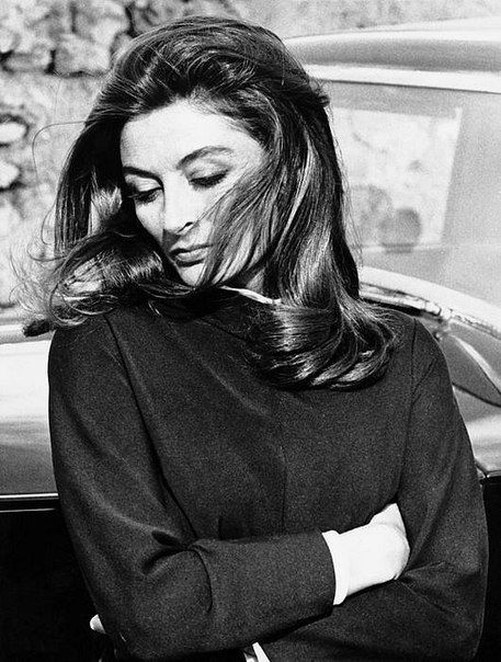 Is the cinema more important than life? — Anouk Aimée