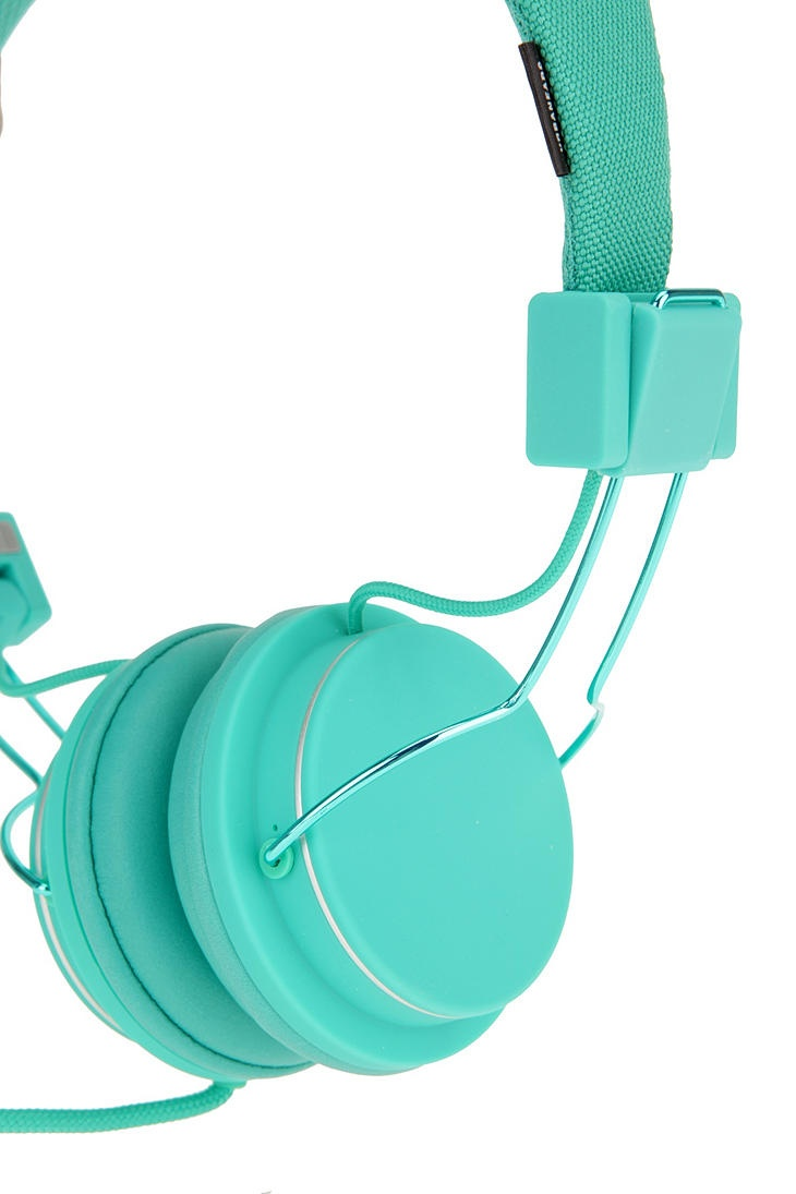 Headphones do a better job at protecting your ears than earbuds- plus, these are so cheery!