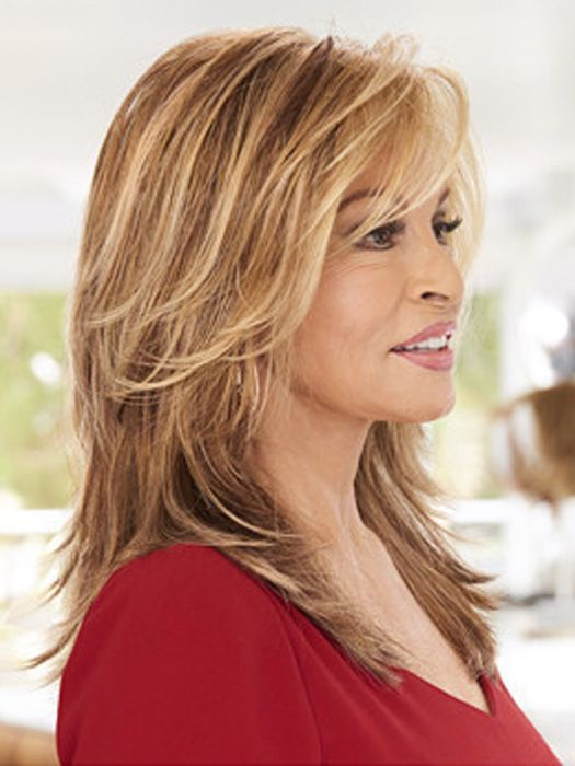 'Statement Piece' Monofilament Lace Front Wig by Raquel Welch | HSW Wigs