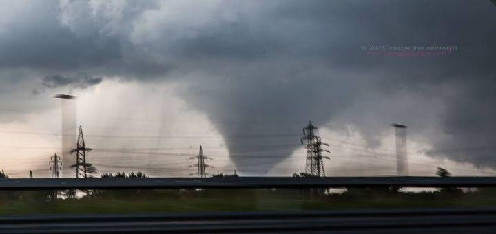 Italië opgeschrikt door F4 tornado