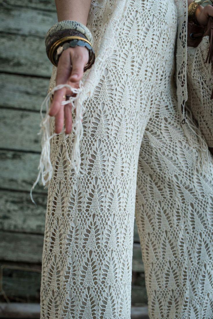 757 best pantalones crochet images on pinterest crochet stitches crochet bell pants bankloansurffo Image collections