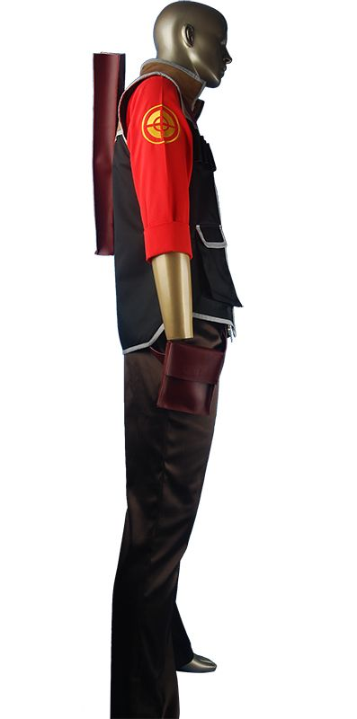 team fortress 2 cosplay costume tf2 sniper uniform outfit xmas gift - Tf2 Halloween Masks