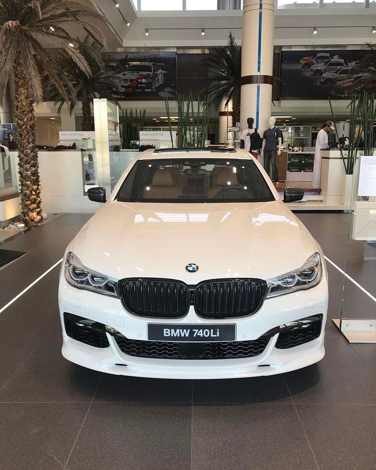4,282 вподобань, 8 коментарів – BMW, MINI Dealer - Rami Nasri (@abudhabi_motors) в Instagram: «Bmw 750 Li @3ddesign  For price and other enquiry contact Rami Nasri 00971508016869 V8 4,4 L 450 Hp…»