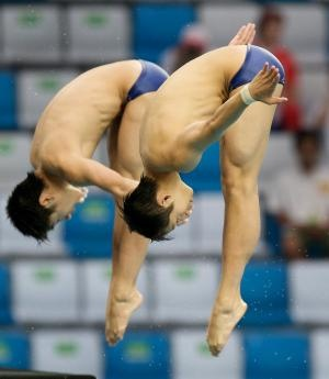 Olympic diving London Olympics 2012