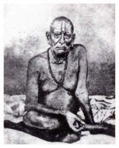 Swami Samarth Photo from 1860s