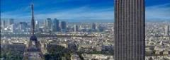 Tour Maine-Montparnasse, also commonly named Tour Montparnasse, is a 210-metre office skyscraper located in the Montparnasse area of Paris