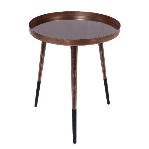 Table Basse Ronde Almalu Cuivre Achetez Les Tables Basses Rondes Almalu Cuivre Rdv Deco En 2020 Table Basse Ronde Table Basse Table Basse Verre