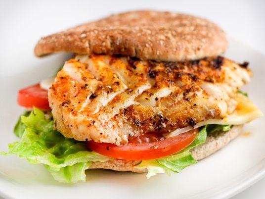 Grouper Fillet Recipe Food Network