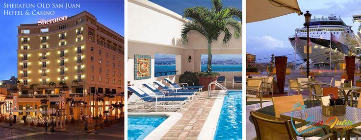 Sheraton Old San Juan Hotel Puerto Rico Hotels Pinterest And