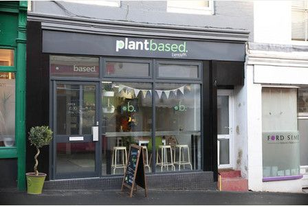Plantbased a 100% #vegan cafe opens in Exmouth | Fat Gay Vegan