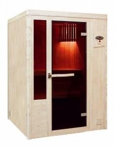 Sauna finlandese Luxurius by Emoplast  http://www.emoplastsaune.com/saune-finlandesi/saune-di-serie/