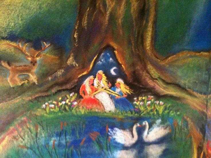The Three  Norns (Norse mythology)