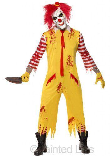 Best 25+ Ronald mcdonald costume ideas on Pinterest | Ronald ...