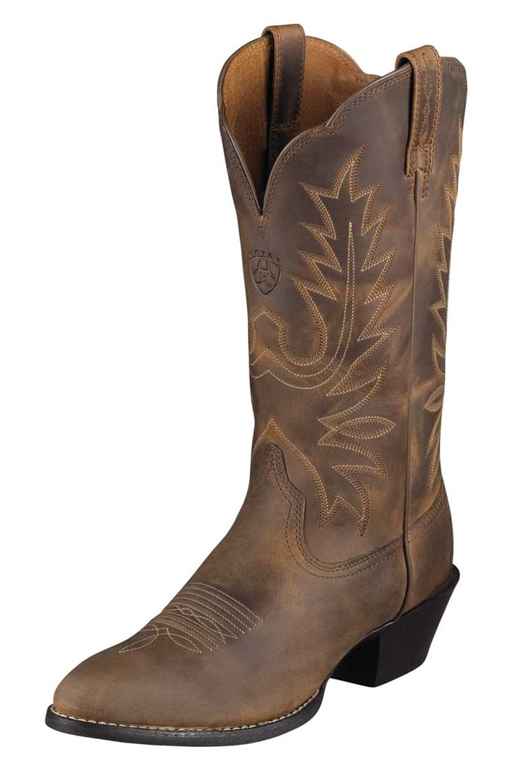 Ariat Heritage Distressed Cowgirl Boots