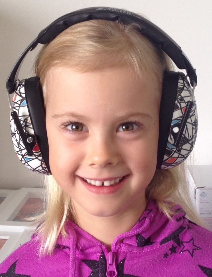 Happy to be sound-safe - now she can go so many more places! Baby Banz Protective Earmuffs in Patternz 'Squiggle', suitable for kids 2-10+ years, $49.99 - click here: http://babybanz.co.nz/product_info.php?cPath=156&products_id=1276