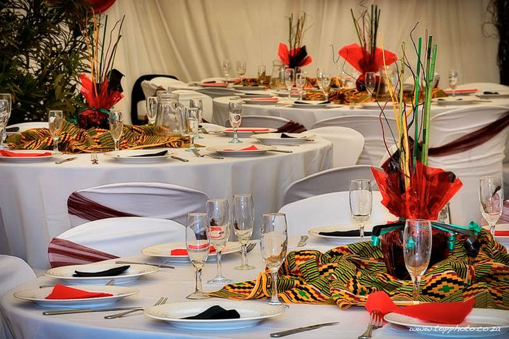 Google image result for for African party decoration ideas