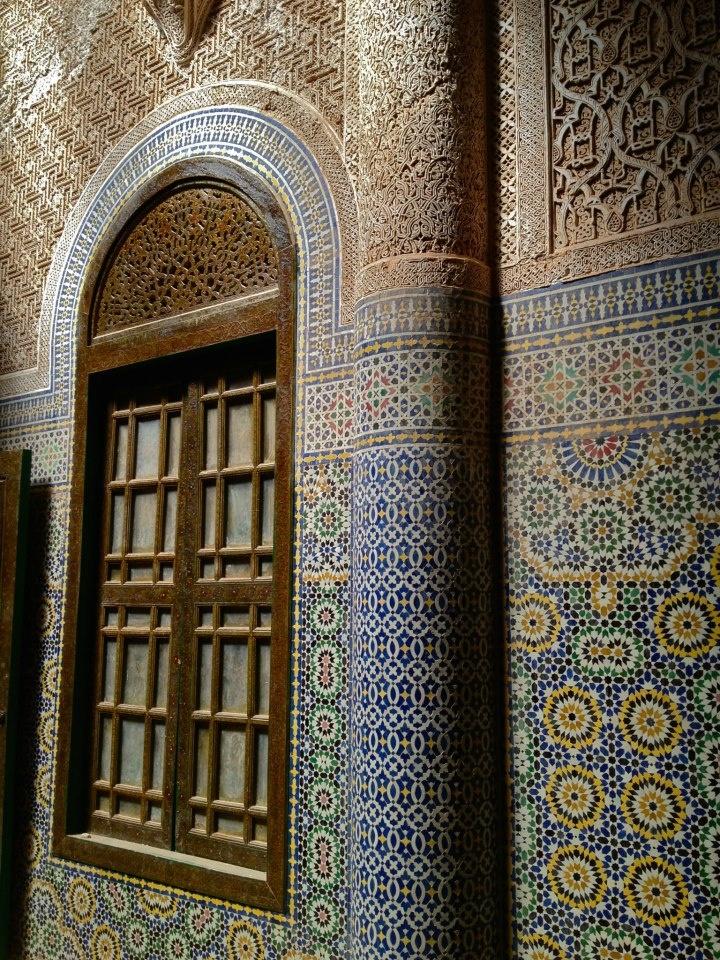 Restored building in Telouet kasbah, Morocco - Photo by Aimee Kasten