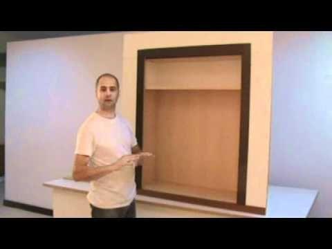 M s de 25 ideas fant sticas sobre forrar armarios en - Forrar armarios empotrados ...