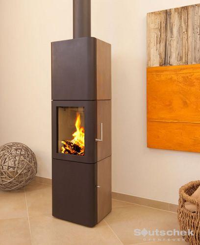 Die besten 25+ Moderne Kaminöfen Ideen auf Pinterest Holzöfen - küchen holzofen wasserführend
