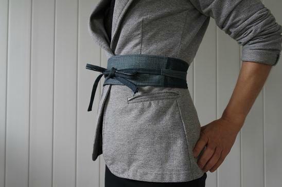 La ceinture qui fait une taille de guêpe