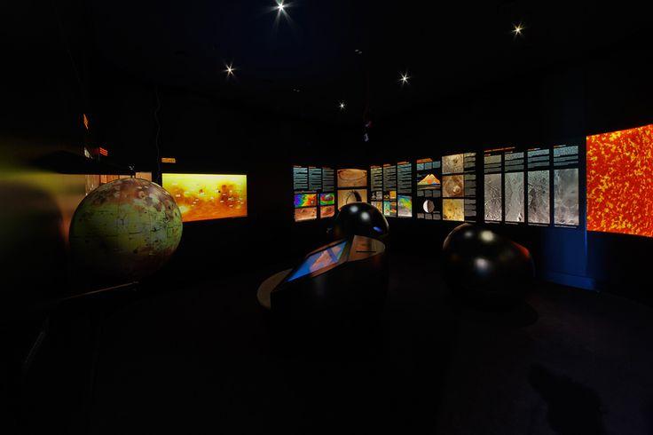 Foldes Architects: Volcano Visitor Center