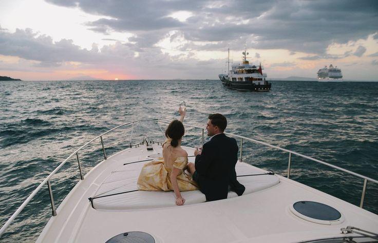 Image 4 - Kelsey   David: An Italian Elopement in Real Weddings.