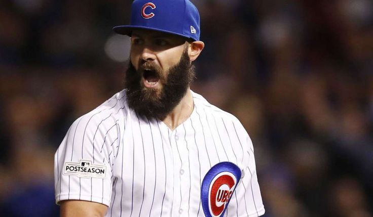 Report: Arrieta has offers from 6 teams including Cubs, Brewers - January 11, 2018.  Jake Arrieta's market is apparently heating up.
