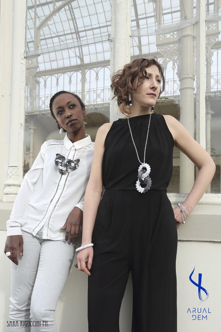 Jewels by Sara Saretta on 500px #fashion #fashionphotography #blackandwhite #arualdem #fashionblogger #jewels @arualdem