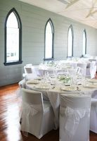 How to Make Cheap Wedding Tablecloths