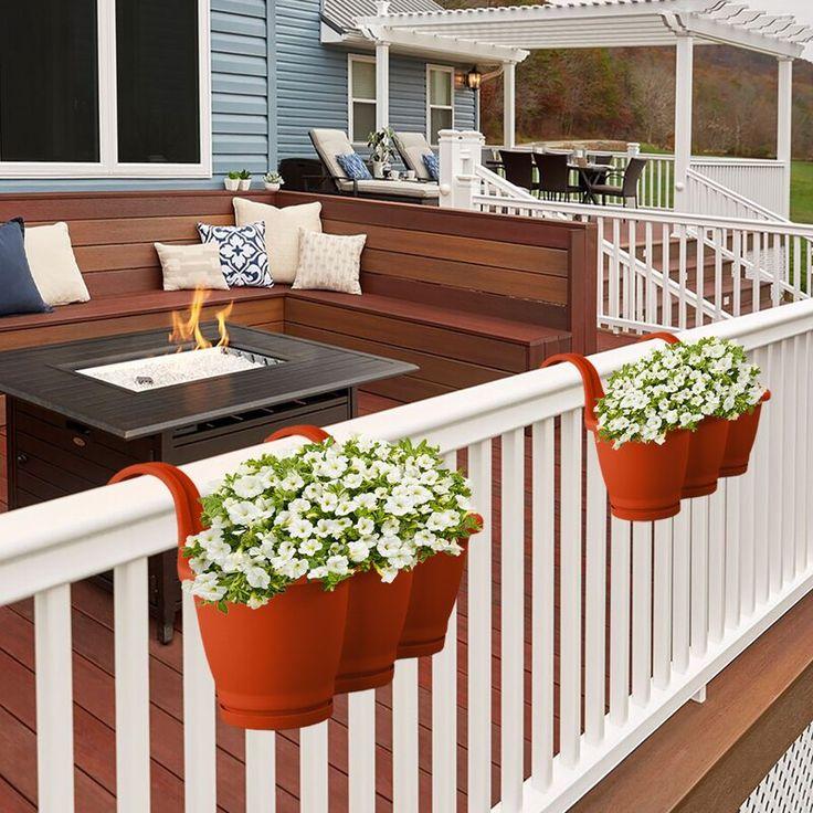 Hook plastic wall planter reviews joss main