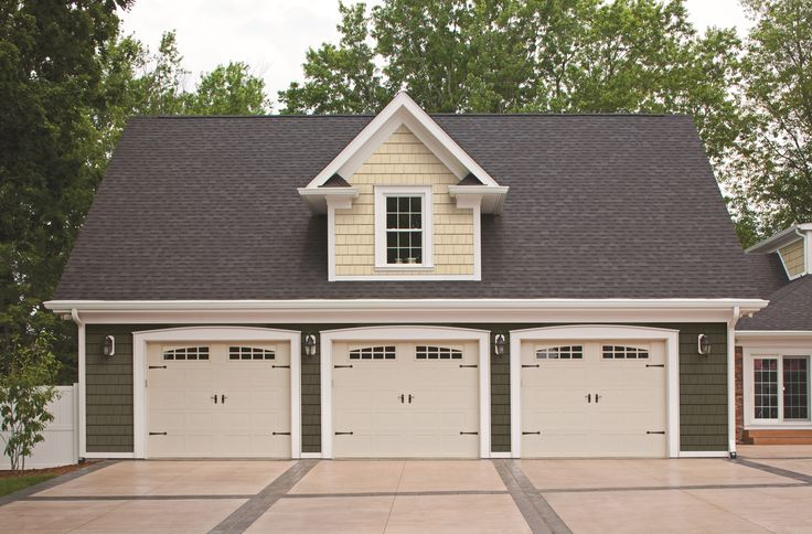 Best This Spring Add Color And Texture To Your Garage For An 400 x 300