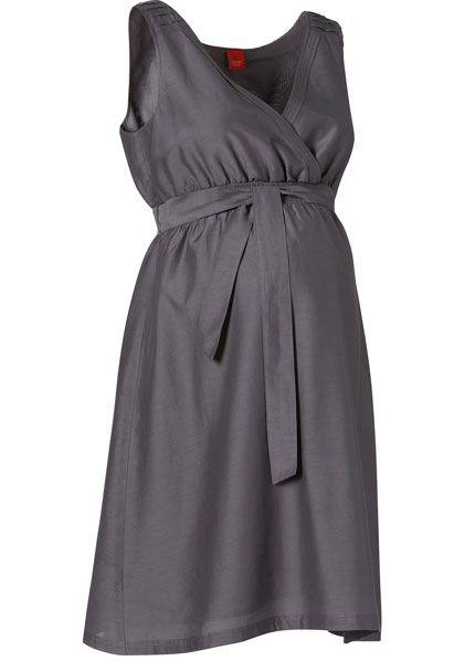 Esprit - Grey Wrap Maternity Dress. Shop online for versatile maternity dresses at Queen Bee Maternity Wear