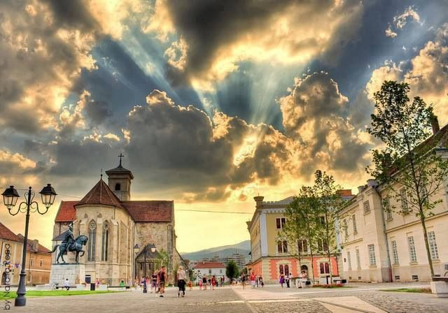 Alba Iulia, Romamia