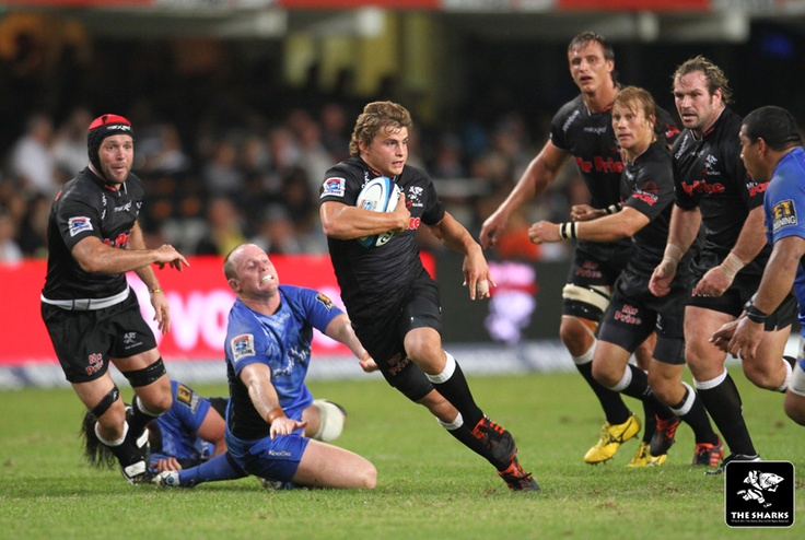 Patrick Lambie - a future springbok legend for sure.