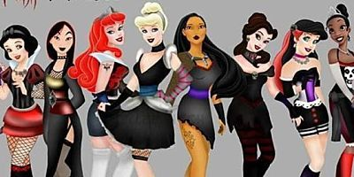 Which Disney Princess Are You? | Personality Quiz Haha I'm Ariel still not surprised....