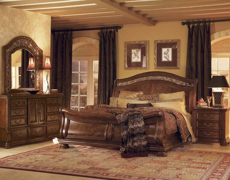 35 best King Size Bedroom Sets images on Pinterest | King size ...