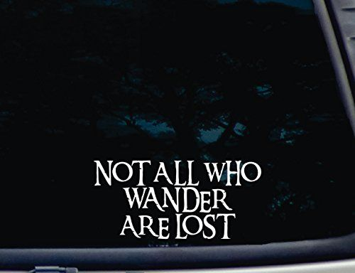 Best Jimmy Images On Pinterest - Jeep hood decalsall that wander are not lost compass jeep hood decal sticker