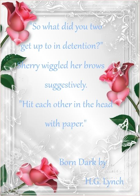 Born Dark by H.G. Lynch