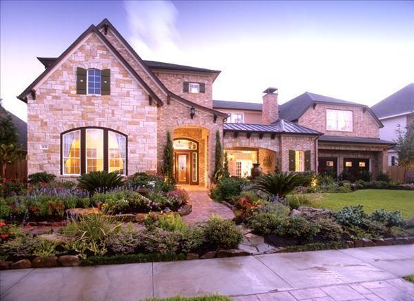 Lovely Quintessential Texas Home Exteriors Pinterest
