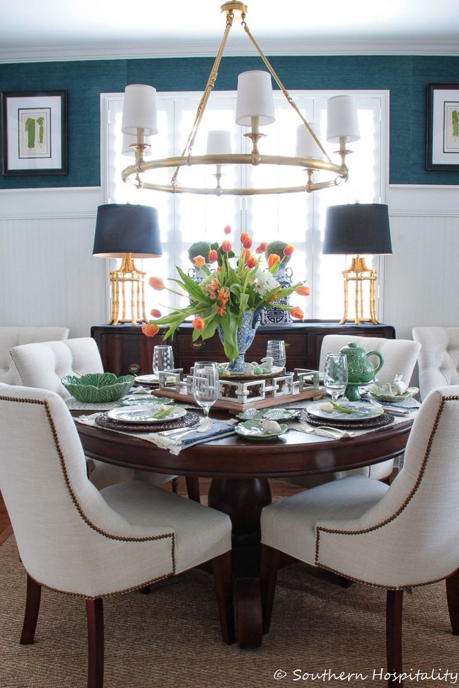 Spring Decorating Ideas 2019 Dining Room Small Dining Room Decor Traditional Traditional Dining Rooms