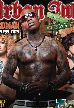48 best images about lil wayne and birdman on pinterest for Birdman 5 star tattoo