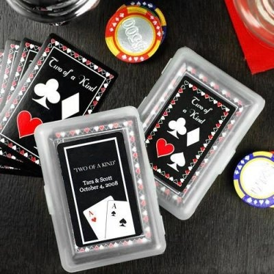 Do we need our own set of playing cards? I think so!!